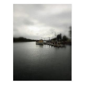 woywoy ferry postcard