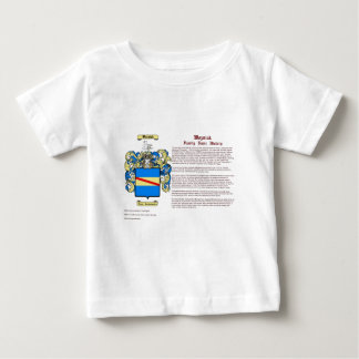 Wozniak (history) baby T-Shirt
