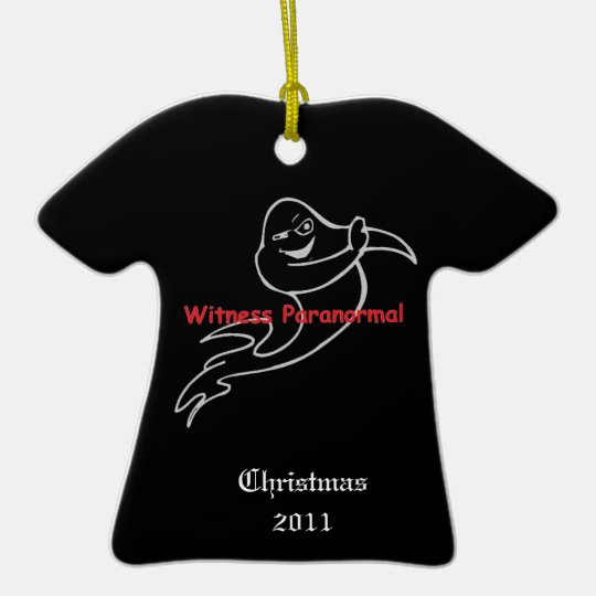 WP Christmas Ornament