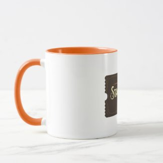 WP Stagecoach Mug