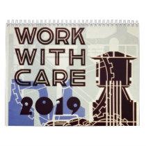 WPA 2019 Safety Calendar