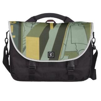 WPA - Art Exhibition Laptop Bags