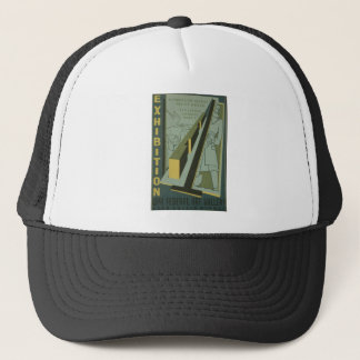WPA - Art Exhibition Trucker Hat