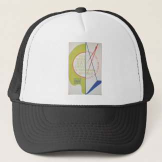 WPA - Art Trucker Hat