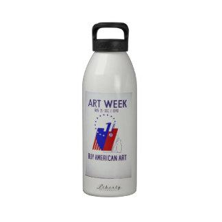 WPA - arte Botallas De Agua