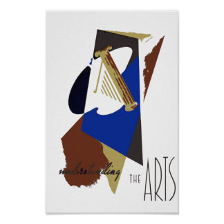 WPA Arts Poster