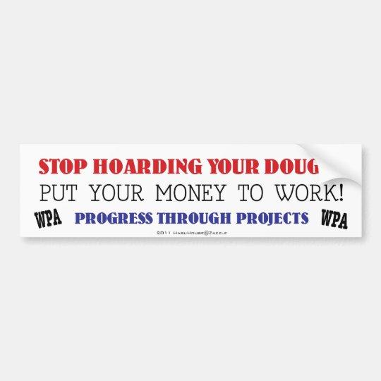 WPA Bumper Sticker #1