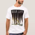 """WPA - camiseta de la """"vida salvaje"""""""