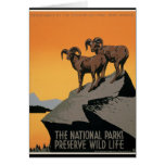 WPA Card for National Parks