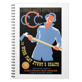 WPA - CCC Notebook