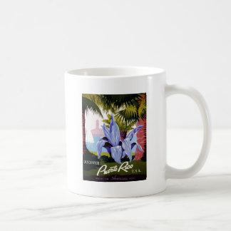 WPA - Discover Puerto Rico Coffee Mug