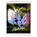 WPA - Discover Puerto Rico Greeting Card