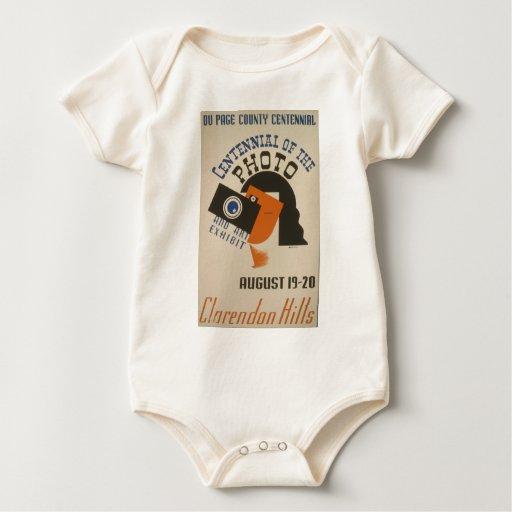 WPA - fotografía Trajes De Bebé
