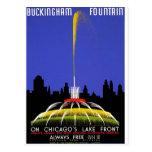 WPA - fuente de Buckingham Postal