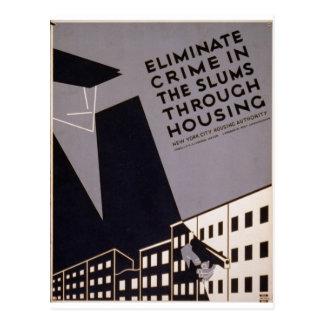 WPA - Housing Post Card