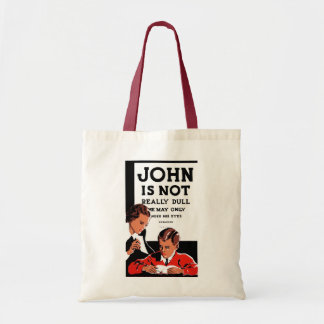 "WPA - ""John is Not"" Bag"