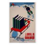 WPA Library Poster