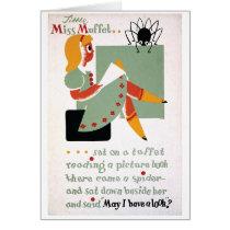 WPA Little Miss Muffet 1936