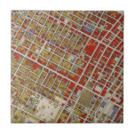 WPA map of central Los Angeles Tiles