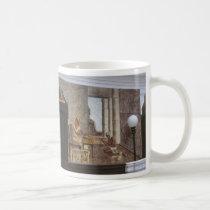 WPA Murals 2 ~ mug