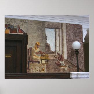 WPA Murals 2 ~ print