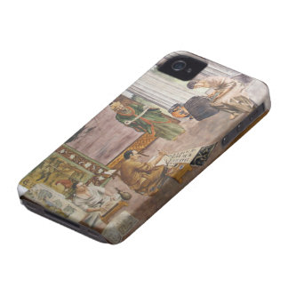 WPA Murals 3 ~ iPhone 4 CaseMate Barely There Case-Mate iPhone 4 Case