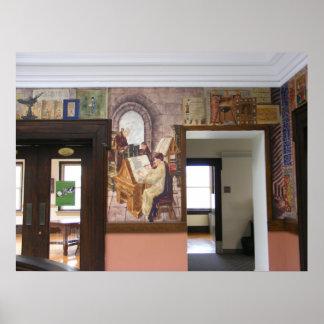 WPA Murals 4 ~ print