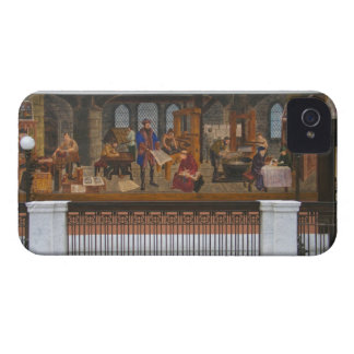 WPA Murals 5 ~ iPhone 4 CaseMate Barely There Case-Mate iPhone 4 Case