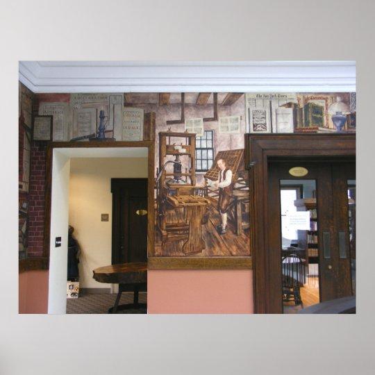 WPA Murals 6 ~ print