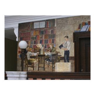 WPA Murals 8 ~ print
