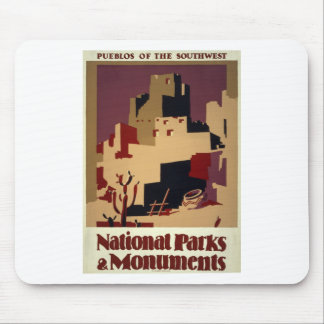 WPA - National Parks Mouse Pad