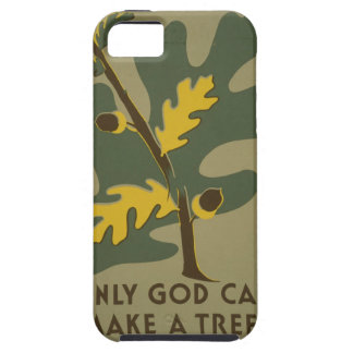 WPA - naturaleza iPhone 5 Case-Mate Cárcasa
