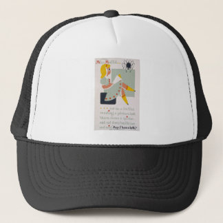 WPA - Nursery Rhyme Trucker Hat