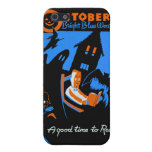 WPA, October Is A Great Time To Read iPhone 5 Cover