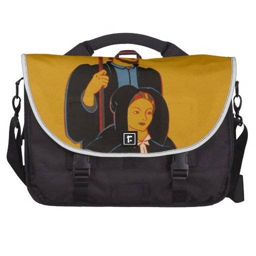 WPA - Pennsylvania Laptop Computer Bag