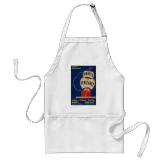WPA - Pirates Play Adult Apron