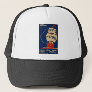 WPA - Pirates Play Trucker Hat