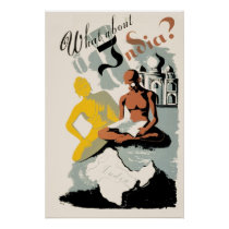 WPA Poster for India