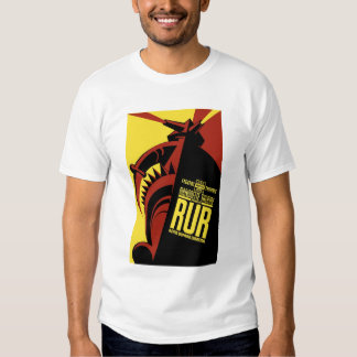 WPA Posters - R.U.R. Tee Shirt