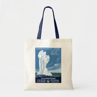 "WPA Posters - ""Yellowstone"" Bag"