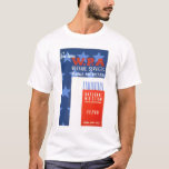 WPA Protects Americans 1941 WPA T-Shirt