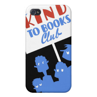 """WPA - """"sea bueno con caso del iphone del club de l iPhone 4 Protector"""