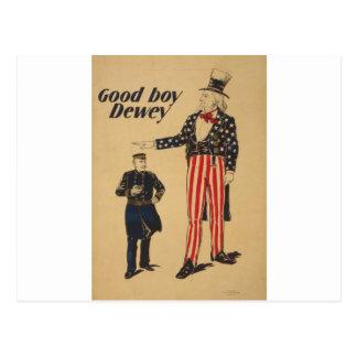 WPA Vintage Postcard