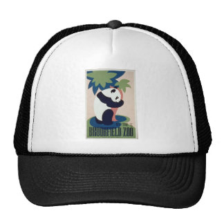 WPA Vintage - Zoo Trucker Hat