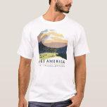 WPA Visit Montana T-Shirt
