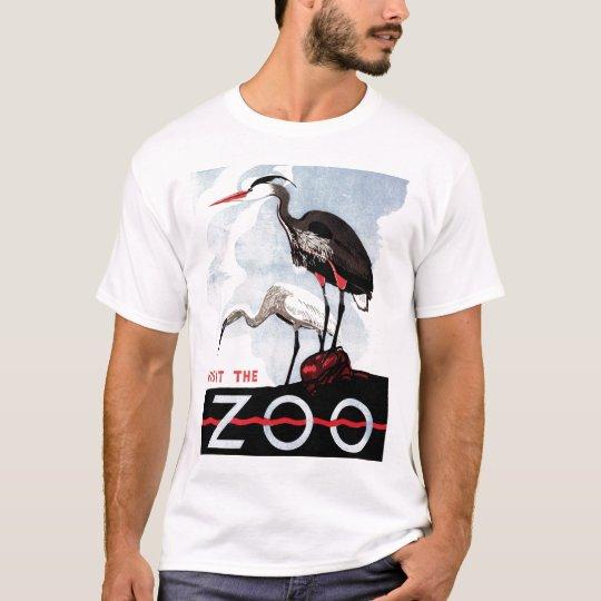 "WPA - ""Visit the Zoo"" T-Shirt"