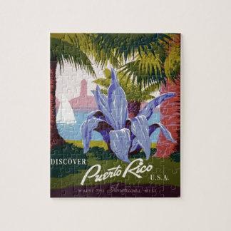 WPA - visita Puerto Rico Puzzle
