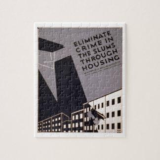 WPA - vivienda Puzzles Con Fotos