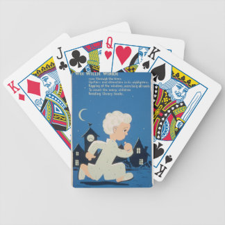 WPA - Wee Willie Winkie Bicycle Playing Cards