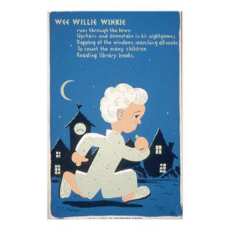 WPA - Wee Willie Winkie Stationery